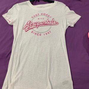 Juniors Aeropostale shirt